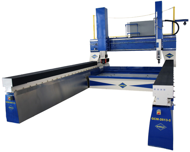GCM-Series Waterjet
