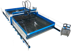 R-4014 waterjet cutting system